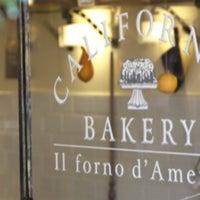 Photo taken at California Bakery by Francesco M. on 3/16/2013