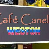 Photo taken at Cafe Canela by Karen V. on 2/27/2013