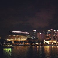 Photo taken at Esplanade - Theatres On The Bay by Kevin C. on 6/6/2013