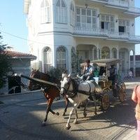 Photo taken at Büyükada by Olga V. on 7/3/2013