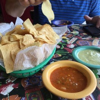 Photo taken at Manuel's Mexican Restaurant by Angel M. on 5/27/2016