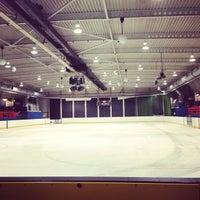 Photo taken at Oxford Ice Rink by Anastasia B. on 7/12/2013