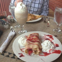 Photo taken at Simply Crepes by Shannon M. on 7/6/2013