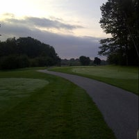 Photo taken at Benona Shores Golf Course by Eric S. on 9/8/2013