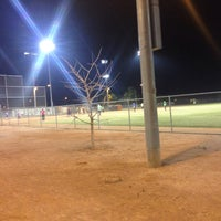 Photo taken at Kiwanis Park Softball Complex by Emily D. on 2/21/2015
