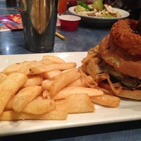 Photo taken at Red Robin Gourmet Burgers by Jason W. on 2/12/2013