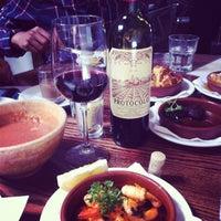 Photo taken at Restaurante Costa Brava by Stephanie H. on 4/7/2013