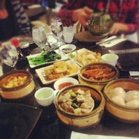 Photo taken at O'Asian Kitchen by Yingying Z. on 2/24/2013