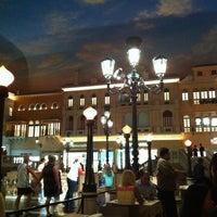 Photo taken at Canaletto Ristorante Veneto Las Vegas by Rainer F. on 6/15/2013