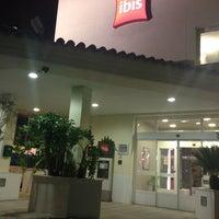 Photo taken at Ibis Hotel Sevilla by Melisa Ç. on 4/4/2014