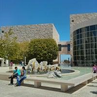 Das Foto wurde bei J. Paul Getty Museum von Nabwan P. am 6/21/2013 aufgenommen