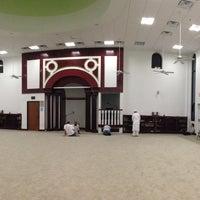 Photo taken at Dar-ul-Salam Islamic Center by Deni S. on 7/5/2013