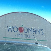 Photo taken at Woodman's Food Market by Gloria V. on 3/2/2013