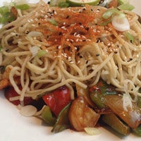 Photo taken at Wagamama by Muhammad A. on 9/22/2013