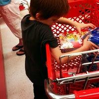 Photo taken at Target by Ben S. on 4/9/2013