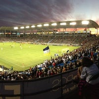 Photo taken at StubHub Center by Gene M. on 10/7/2012