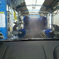 Photo taken at ARC Car Wash by Emma H. on 6/3/2013