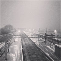 Photo taken at Cheddington Railway Station (CED) by George O. on 1/16/2013