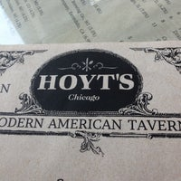 Photo taken at Hoyt's by Dave P. on 4/29/2013