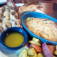 Photo taken at Red Lobster by Janet Y. on 6/27/2013