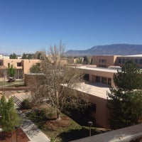 Photo taken at University of New Mexico by Rafael M. on 4/2/2014