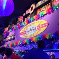 Photo taken at Freddie's Beach Bar by Steve R. on 7/5/2013