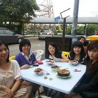 Photo taken at Restaurant Seven Seven by Mena W. on 8/3/2013