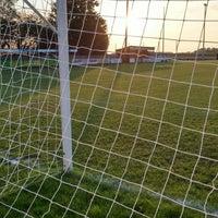 Photo taken at FC Moortsele by Ulrik ✈. on 9/12/2014