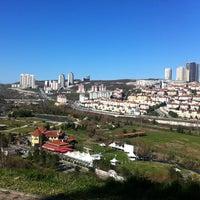 Photo taken at Bahçeşehir Manzara by Tuncay 7. on 3/5/2013