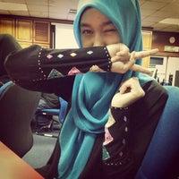 Photo taken at Universiti Tun Hussein Onn Malaysia (UTHM) by aJ!JaH ^. on 3/25/2013