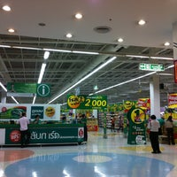 Photo taken at Tesco Lotus by Tanatid V. on 3/21/2013