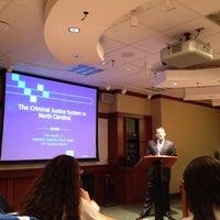 Photo taken at Duke University School of Law by Deona L. H. on 10/14/2013