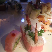 Photo taken at Blue Sushi Sake Grill by Jessica S. on 6/2/2013