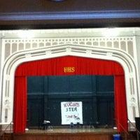 Photo taken at Hughes High School by Liz H. on 6/8/2013