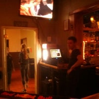 Photo taken at Stoney Badger Tavern by Lapis L. on 10/17/2013