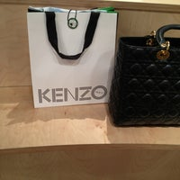 Photo taken at Kenzo by Katia L. on 10/29/2013