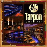 Photo taken at Tarpon Restaurant Night Bar by Marvino B. on 3/27/2013