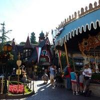 Photo taken at Fantasyland by Michelle L. on 6/28/2013