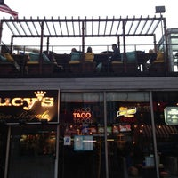 Photo taken at Lucy's Cantina Royale by Akdeniz A. on 4/15/2013