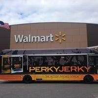 Photo taken at Walmart Supercenter by Ben H. on 3/28/2013