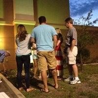 Photo taken at Hampton Inn Indiana by Scott E. on 6/16/2013