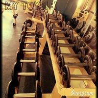 Photo taken at Gym Plus by Ton Ton A. on 3/26/2013