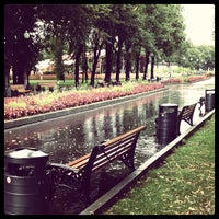 Photo taken at Gorky Park by Daria S. on 7/21/2013