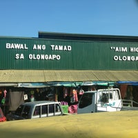 Photo taken at Olongapo City Public Market by Rabby C. on 3/18/2013