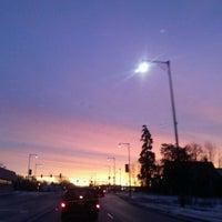 Photo taken at Edens Expressway by VNessa H. on 1/24/2013