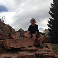 Photo taken at Arapahoe Ridge Park by Joe L. on 5/26/2013