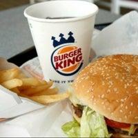 Photo taken at Burger King by carla massie p. on 10/21/2012