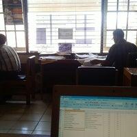 Photo taken at Dinas Pendidikan Provinsi Kalimantan Tengah by Aprie U. on 3/19/2013