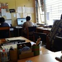 Photo taken at Dinas Pendidikan Provinsi Kalimantan Tengah by Aprie U. on 4/3/2013