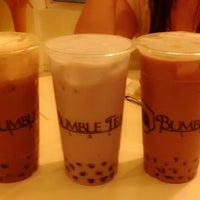 Photo taken at Bumble Tea by jhe e. on 3/4/2013